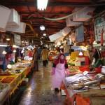 Sorae Fish Market